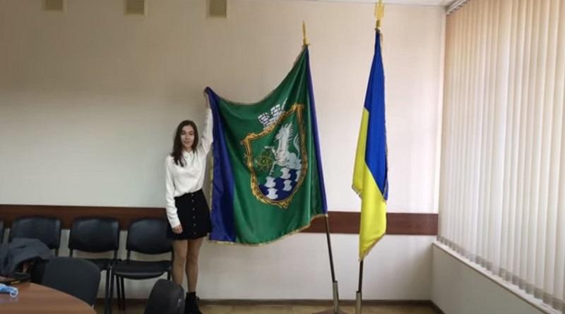 Южноукраинск глазами молодёжи. Добронос Настя. Видео
