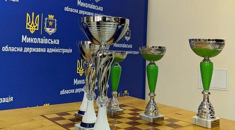 В Николаеве завершился шахматный турнир «Мемориал Николая Шелеста» - участие приняли 75 спортсменов