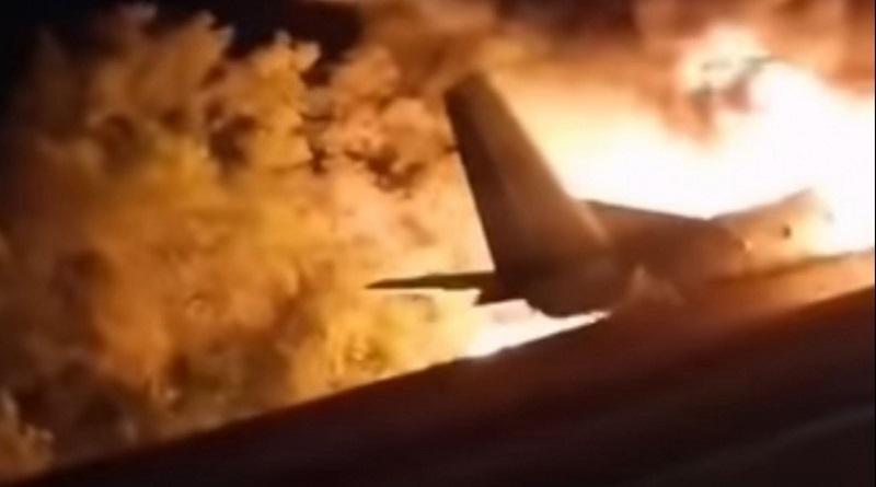 Обнародовали записи «черного ящика» АН-26 перед трагедией, в которой погибли курсанты. ВИДЕО