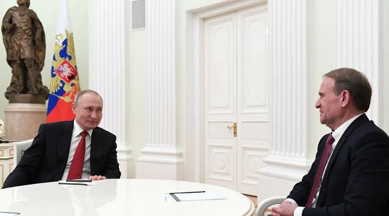 Путин отреагировал на решение суда по Медведчуку