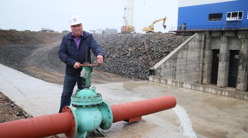 На ЮУАЕС розпочалися комплексні пускові випробування першої черги бризкальних басейнів