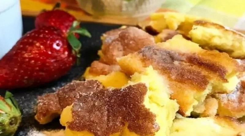 Царский завтрак: рецепт вкусного венского омлета