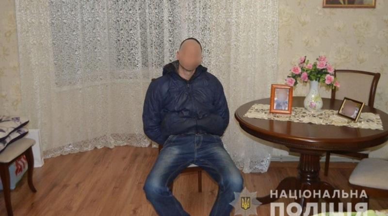 В Первомайске квартирного вора задержали прямо в доме потерпевшего