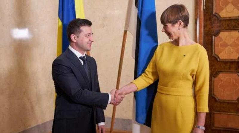 Эстония предоставит Украине гуманитарную помощь в размере 1 млн евро