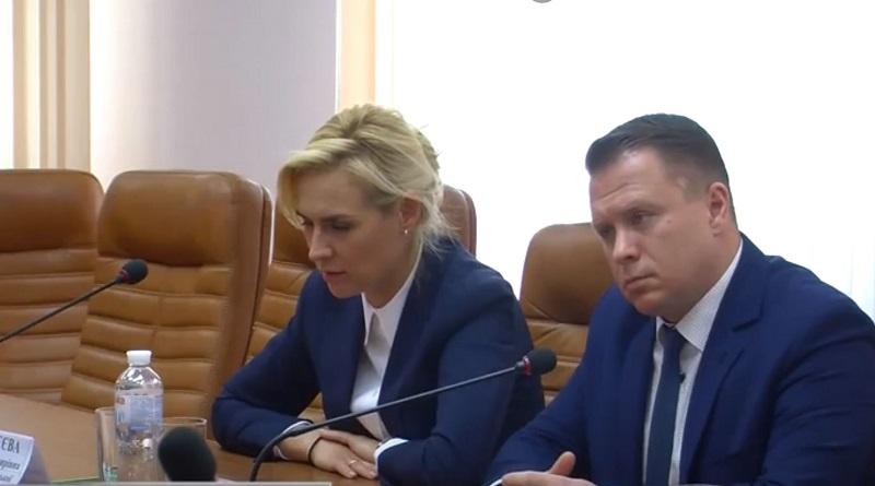 Голова обласної ради на майданчику ЮУАЕС