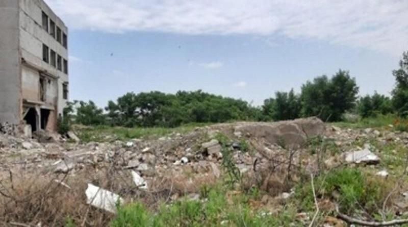 В Никополе после пяти дней поисков на пустыре нашли тело девочки-подростка