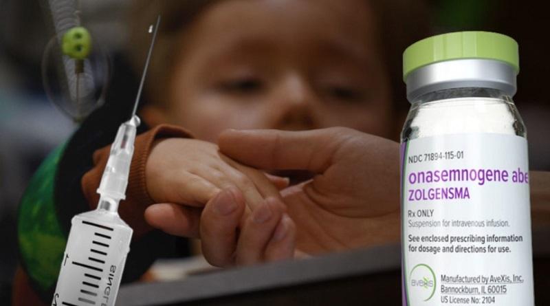 Малыш из Украины выиграл лекарство за 2 миллиона долларов