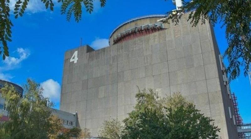Запорожская АЭС вывела в резерв четвертый энергоблок
