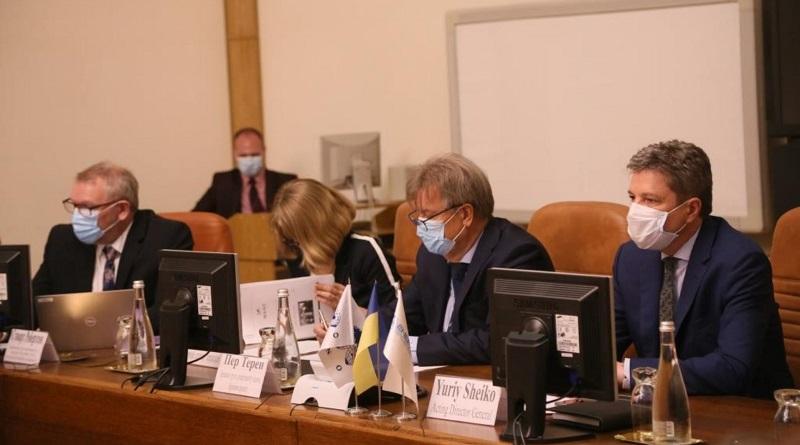 ЮУАЕС відвідали представники Паризького центру ВАО АЕС