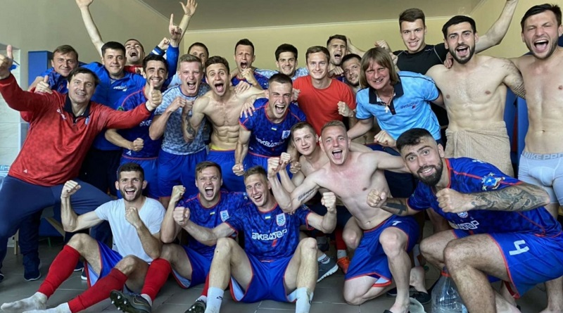 МФК «Николаев» занял 4 место в Чемпионате Украины по футболу