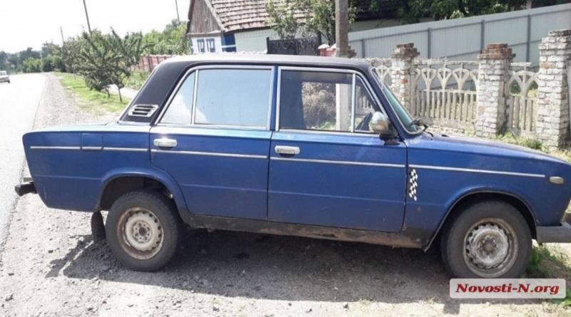 В Новом Буге автомобиль сбил 6-летнюю девочку