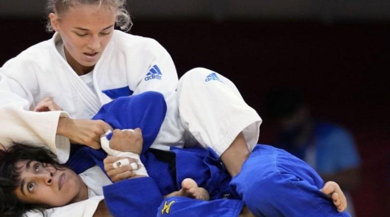 На Олимпийских играх украинская спортсменка завоевала первую медаль