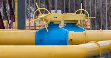 Газпром может демонтировать трубы, чтобы навсегда перекрыть транзит газа через Украину