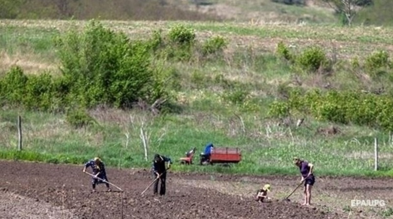 С 1 июля начали продавать украинскую землю