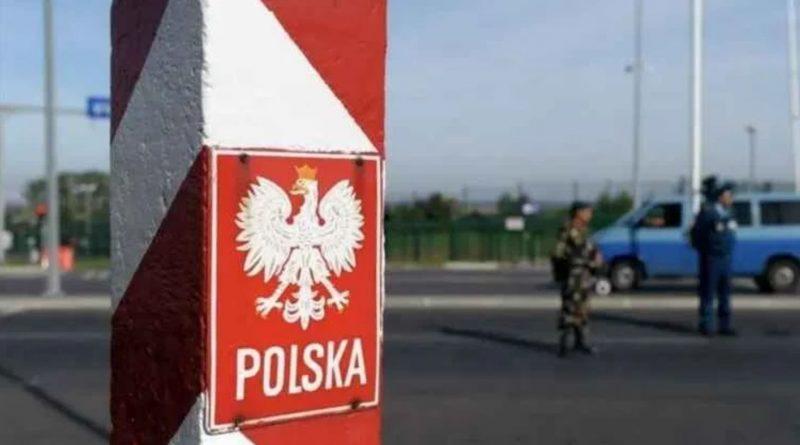 За полгода в Польшу въехали почти два миллиона украинцев