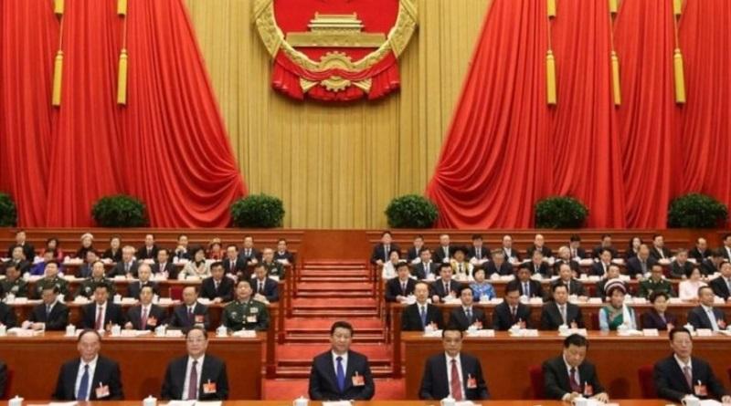 «Слуги народа» подготовили поздравления по случаю 100-летия Коммунистической партии Китая (видео)