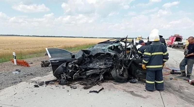 В Николаевской области в результате страшного ДТП погибли три человека