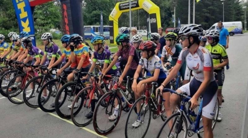 Пятеро николаевских велогонщиков — призеры юношеского чемпионата Украины на шоссе