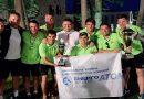 На Южно-Українській АЕС привітали спортсменів збірної Енергоатома, яка здобула срібло в Болгарії