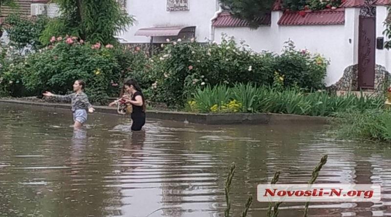 В Николаевской области ожидаются круглосуточные дожди