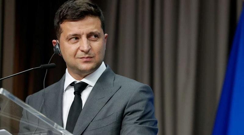 """Зеленский прокомментировал заявления Путина о """"внешнем управлении"""" Украиной"""
