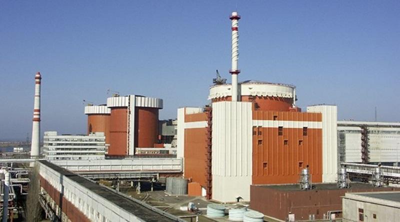 Третій енергоблок ЮУАЕС відключено від енергосистеми