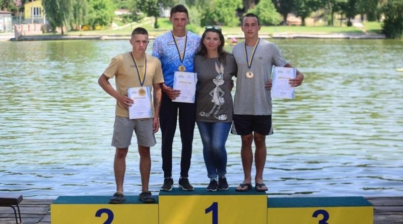 Николаевские гребцы получили высшие награды чемпионата Украины