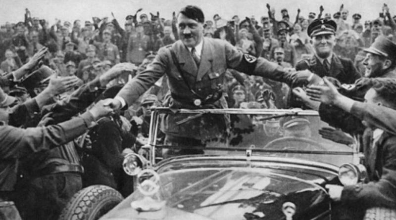 Гитлера лишили звания почетного гражданина немецкого города