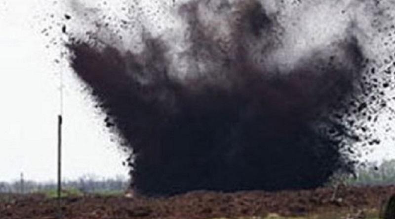 Снаряд с Широколановского полигона под Николаевом залетел в село