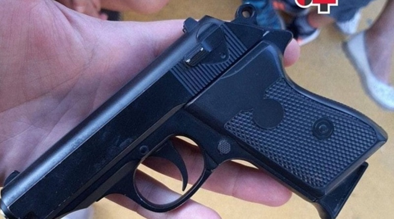 В Харькове ребенок устроил стрельбу на детской площадке, – соцсети