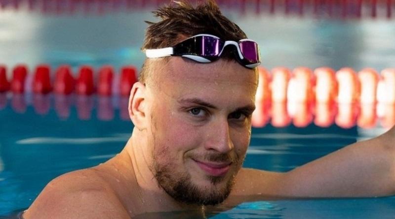 Украинский пловец Романчук установил олимпийский рекорд