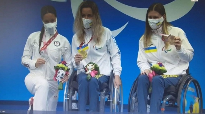 Николаевская пловчиха Анна Гонтарь добыла «бронзу» на Паралимпиаде в Токио