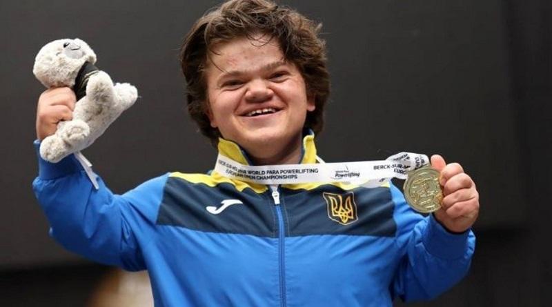 Украина завоевала второе «золото» и еще два «серебра» на Паралимпиаде