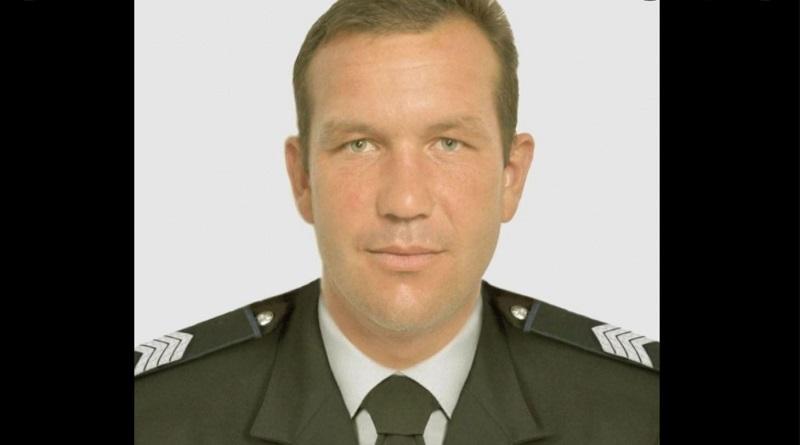 В Херсонской области буйный психбольной зарезал полицейского, приехавшего на вызов