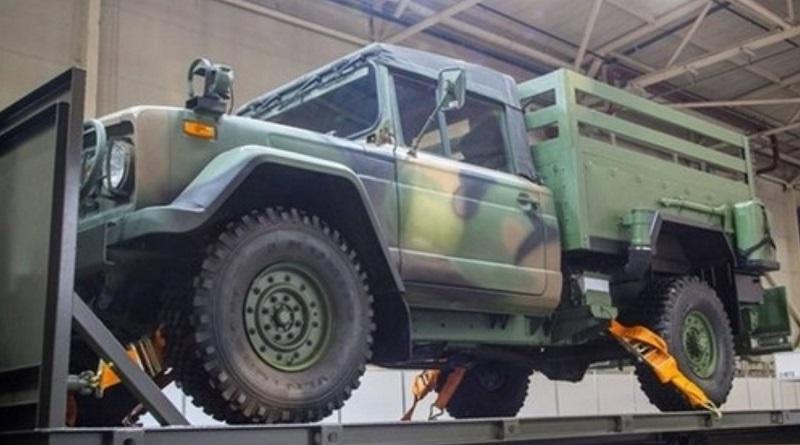 В Одессе будут собирать военные автомобили для ВСУ