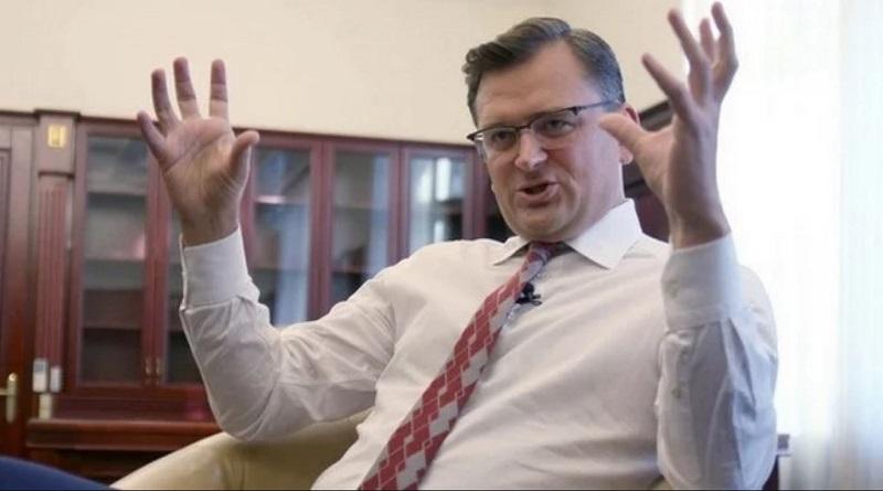 """Кулеба: """"Черное море будет потеряно так же, как и Азовское"""""""