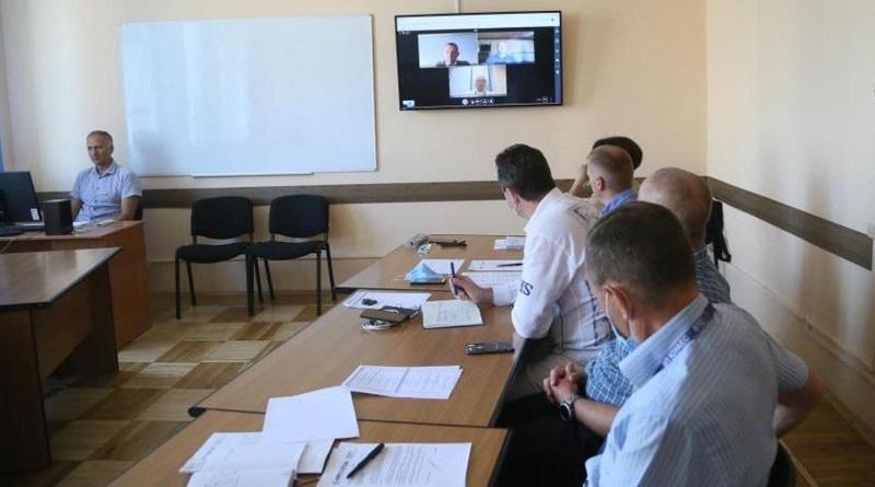 На Южно-Украинской атомной станции завершается миссия поддержки ВАО АЭС