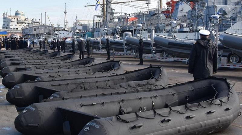 Украина планирует построить большой флот до 2035 года - Зеленский