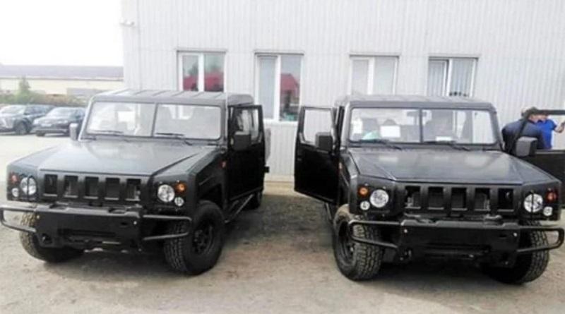 Шире, чем Hummer H3: в Украине начали продавать китайские армейские внедорожники