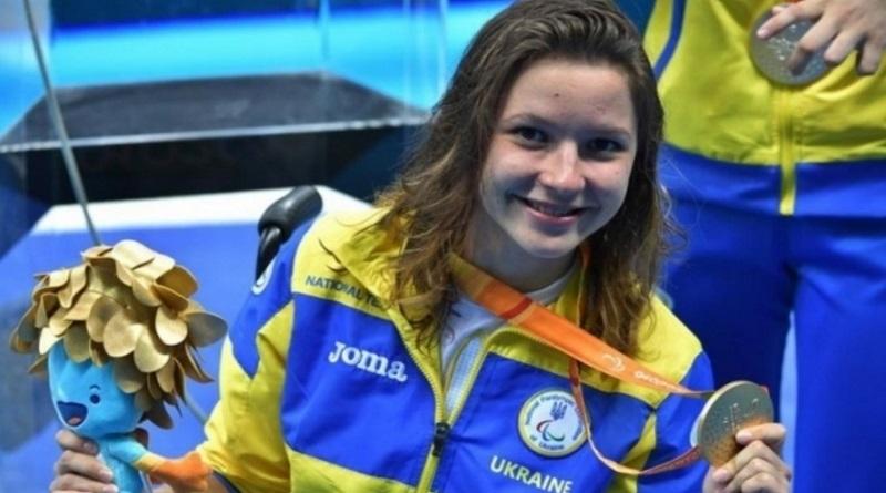 Украинка стала мультимедалисткой на Паралимпиаде в Токио