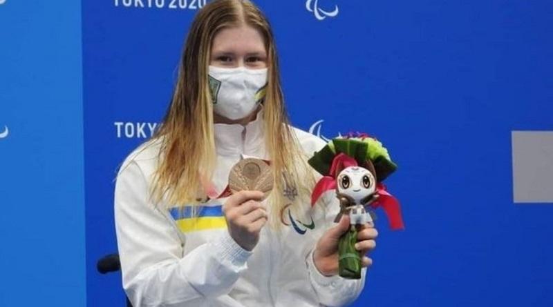 Николаевские спортсмены-паралимпийцы получили бронзовую и серебряную медали в Токио