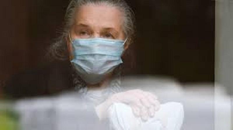 Более 80% всех умерших от COVID-19 в Украине - это люди старше 60 лет