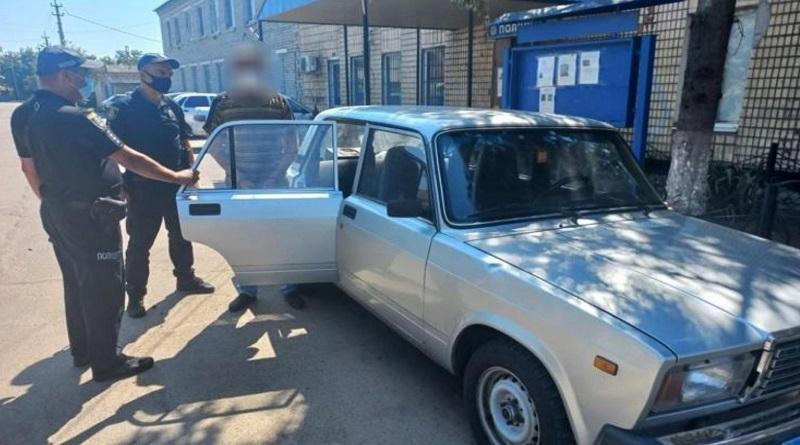 Житель Вознесенского района перерезал горло собутыльнику