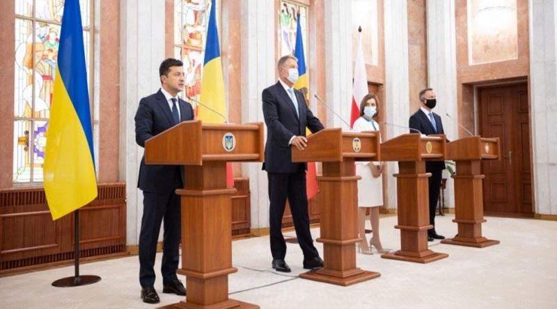 Украина инициирует усиление присутствия НАТО в Черном море