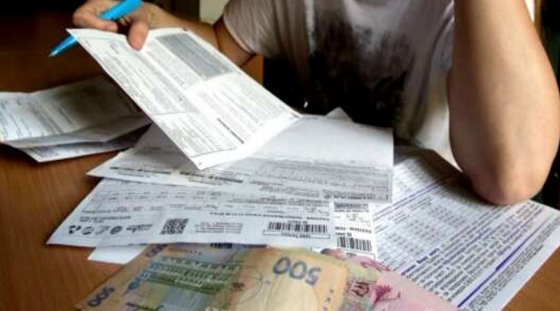 В Украине разрешили отключать квартиры и дома от коммунальных услуг за долги по оплате