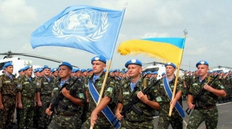 Украина направит своих миротворцев в Боснию и Герцеговину