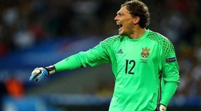 Стал известен капитан сборной Украины