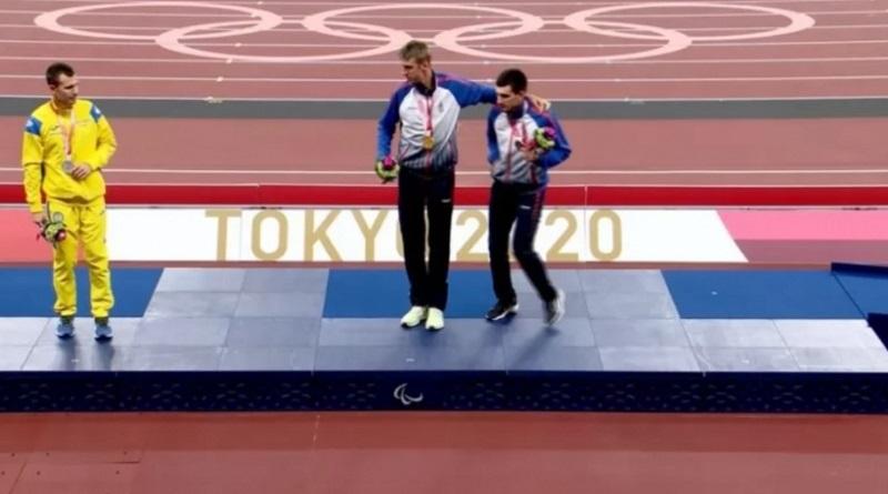 Николаевский паралимпиец отказался фотографироваться с российскими спортсменами