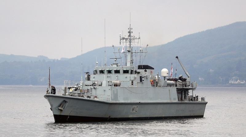 Британия передаст Украине два списанных военных корабля в Черном море