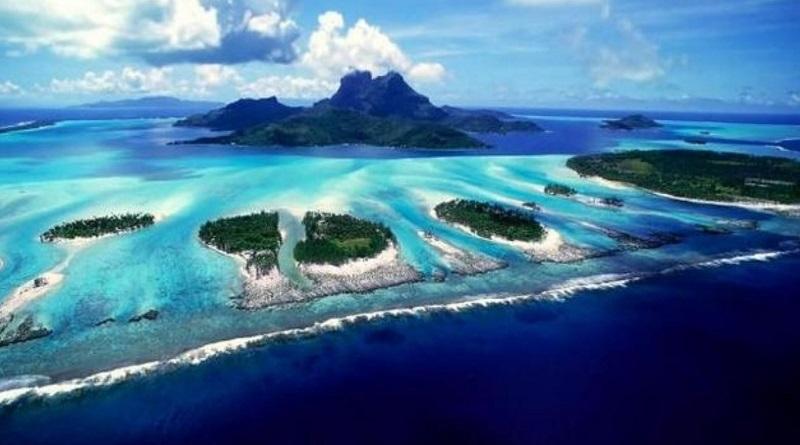 На дне Тихого океана таинственный затонувший континент